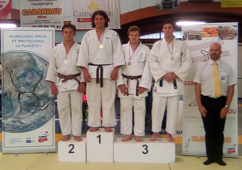 Tournoi national de Pau cadets