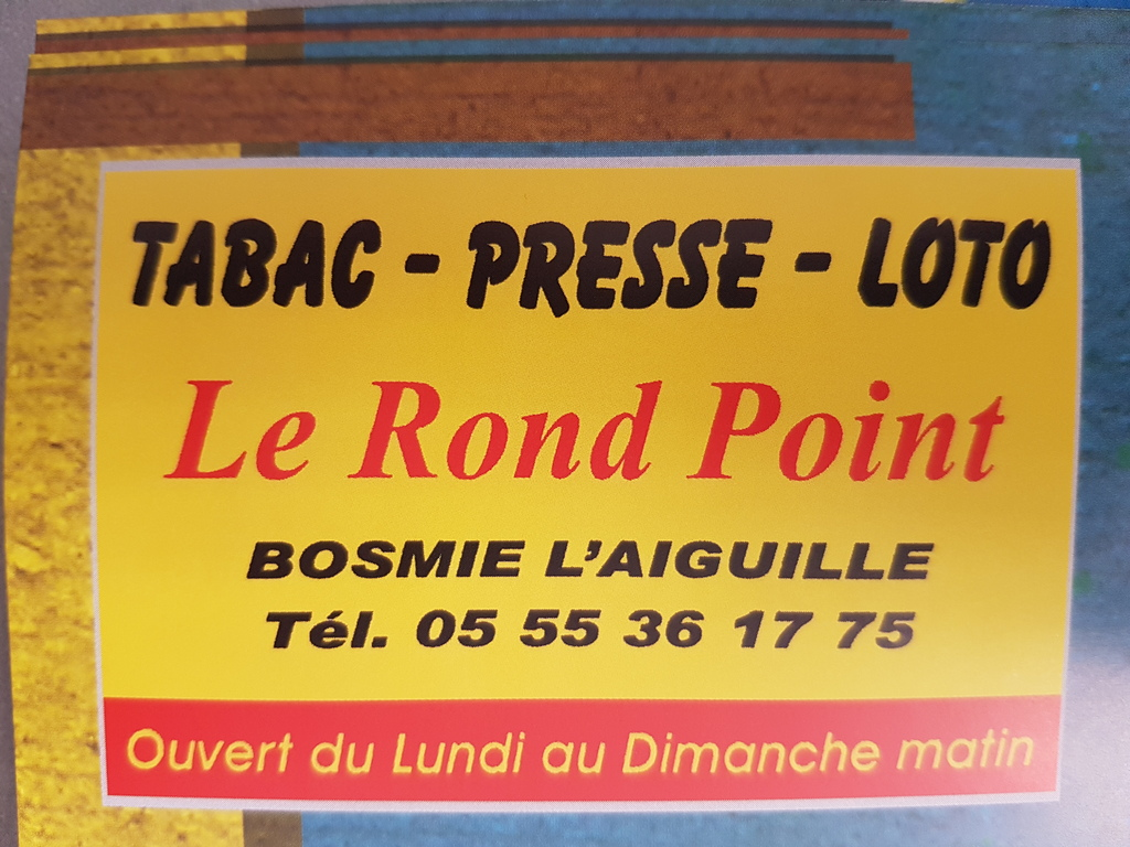 tabac presse le rond point